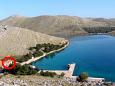 Property Vela Proversa (Kornati) - Accommodation 9471 - Vacation Rentals near sea.