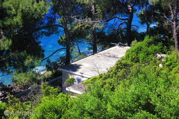 Property Prižba (Korčula) - Accommodation 9472 - Vacation Rentals near sea.