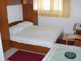 Bedroom - Studio flat AS-948-a - Apartments Sumpetar (Omiš) - 948