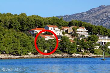 Property Lumbarda (Korčula) - Accommodation 9480 - Apartments near sea.