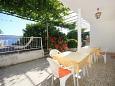 Terrace - House K-9483 - Vacation Rentals Kučište (Pelješac) - 9483