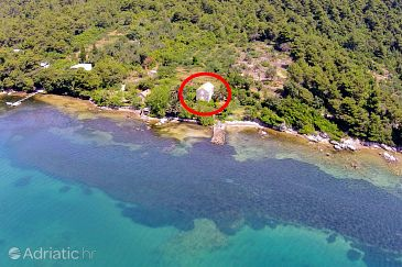 Property Ston - Supavao (Pelješac) - Accommodation 9485 - Vacation Rentals near sea with rocky beach.