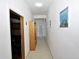Hallway - Apartment A-950-a - Apartments Sumpetar (Omiš) - 950