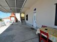 Courtyard Sumpetar (Omiš) - Accommodation 950 - Apartments with pebble beach.