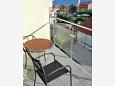 Balcony - Studio flat AS-9651-a - Apartments Crikvenica (Crikvenica) - 9651