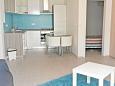 Opatija, Kitchen u smještaju tipa apartment, dopusteni kucni ljubimci i WIFI.