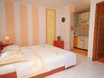 Bedroom - Studio flat AS-9658-b - Apartments Hvar (Hvar) - 9658