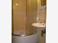 Bathroom - Studio flat AS-9666-a - Apartments Malinska (Krk) - 9666