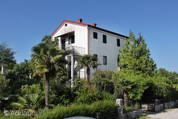 Property Njivice (Krk) - Accommodation 9668 - Apartments with pebble beach.