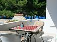 Balcony - Apartment A-9684-b - Apartments Jezera (Murter) - 9684
