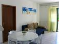 Dining room - Apartment A-9684-b - Apartments Jezera (Murter) - 9684