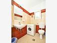Toilet - House K-970 - Vacation Rentals Mavarštica (Čiovo) - 970