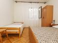 Bedroom 2 - Apartment A-973-a - Apartments Slatine (Čiovo) - 973