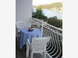 Balcony - Apartment A-974-b - Apartments Seget Vranjica (Trogir) - 974