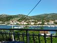 Balcony - view - Apartment A-974-b - Apartments Seget Vranjica (Trogir) - 974