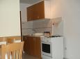 Kitchen - Apartment A-974-b - Apartments Seget Vranjica (Trogir) - 974