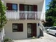 Property Seget Vranjica (Trogir) - Accommodation 974 - Apartments near sea with pebble beach.