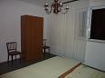 Seget Vranjica, Bedroom 1 u smještaju tipa apartment, WIFI.