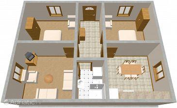 Apartment A-980-a - Apartments Seget Vranjica (Trogir) - 980