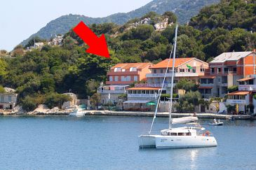 Property Zaklopatica (Lastovo) - Accommodation 995 - Apartments near sea.