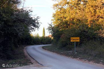 Cancini u rivijeri Poreč (Istra)