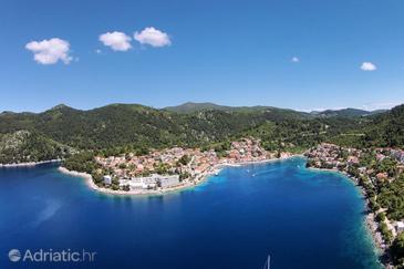 Brna na otoku Korčula (Južna Dalmacija)