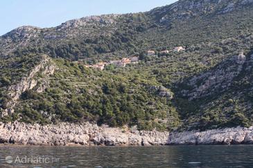 Maranovići na otoku Mljet (Južna Dalmacija)