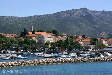 Pelješac Južna Dalmacija régióban (Hrvatska)