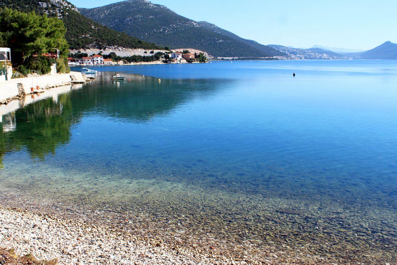 Ferienwohnung im Ort Komarna (Uae Neretve), Kapazität 2+2 (1012367), Komarna, , Dalmatien, Kroatien, Bild 10