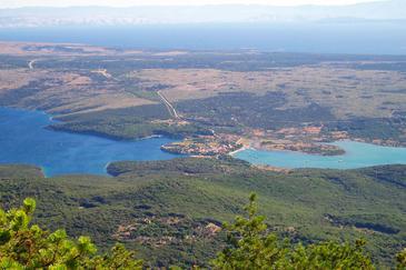 Osor na otoku Lošinj (Kvarner)