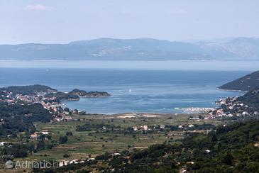Supetarska Draga - Gornja on the island Rab (Kvarner)