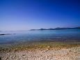 Pláž  na místě Biograd na Moru, Biograd.