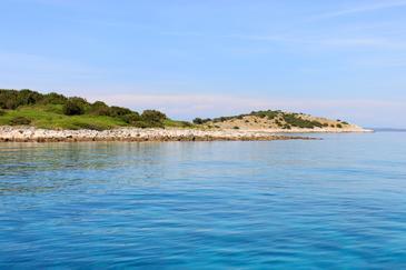 dovolená Severní Dalmácie