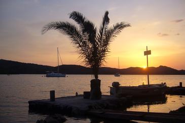 Telašćica - Uvala Kršovica on the island Dugi otok (Sjeverna Dalmacija)