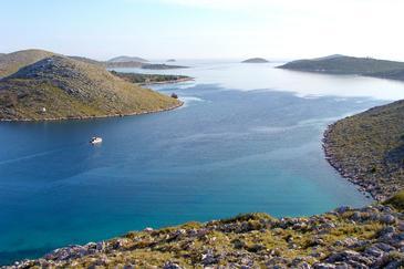 Vela Proversa on the island Kornati (Sjeverna Dalmacija)