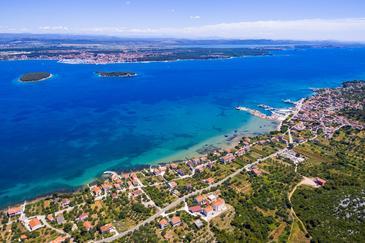 Tkon auf der Insel  Pašman (Sjeverna Dalmacija)