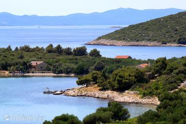 Uvala Soline on the island Pašman (Sjeverna Dalmacija)