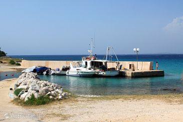 Sušica on the island Ugljan (Sjeverna Dalmacija)