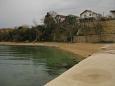 Plaža  u mjestu Rtina - Miletići, Zadar.