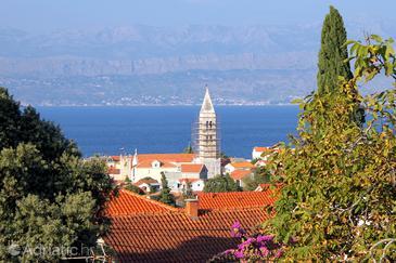 Supetar na otoku Brač (Srednja Dalmacija)