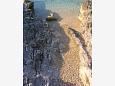 Beach  in Uvala Pernatice, Drvenik.