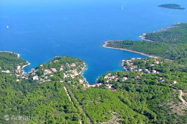 Mudri Dolac on the island Hvar (Srednja Dalmacija)