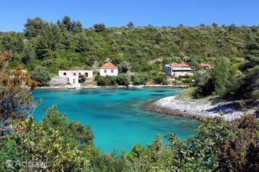 Šćedro - Uvala Karkavac on the island Hvar (Srednja Dalmacija)