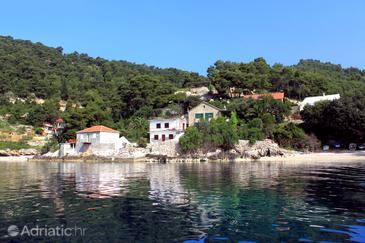 Uvala Rapak on the island Hvar (Srednja Dalmacija)