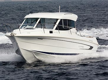 Yacht charter Beneteau Antares 7.50 HB | C-MB-699