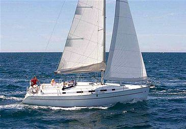 Yacht charter Beneteau Cyclades 39.3 | C-SY-1295