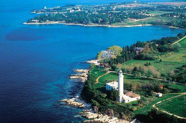 Latarnia morska Savudrija - Savudrija (Istria)