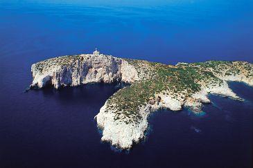 Lighthouse Sušac - Sušac (Central Dalmatia)